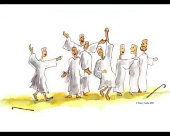 Parable of the Ten Lepers