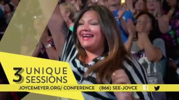 El Paso, Texas - Joyce Meyer Ministries Conference Tour