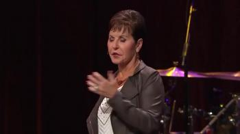 Joyce Prays For YOUR Healing - Love Life 2016