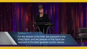 Joyce Meyer — There's a Constant War Going On
