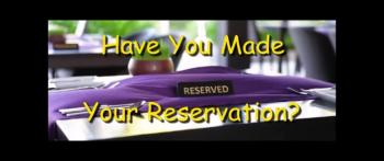 Have You Made Your Reservation? - Randy Winemiller