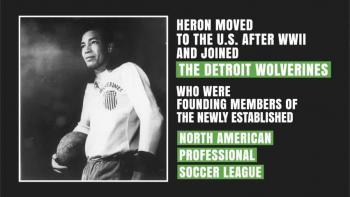 Gil Scott-Heron's Father is a Soccer Legend | Black Arrow FCq