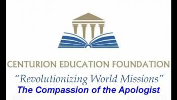 The Compassion of the Apologist
