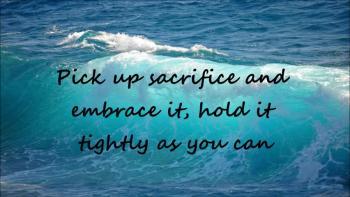 Love is a Raging Sea