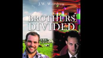 Brothers Divided by J.W. Worsham