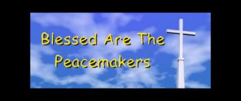 Blessed Are The Peacemakers - Randy Winemiller