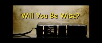 Will You Be Wise? - Randy Winemiller