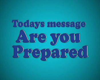 Are You Prepared by LHWM