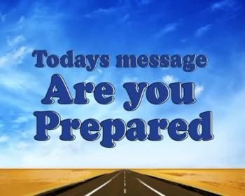 Are You Prepared part 2 by LHWM