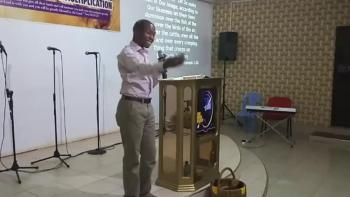 WELCOME TO THE REBUILDER'S HOUSE FOR THE HOLY GHOST KESHA25/08/2017 part 2