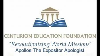 Apollos The Expositor Apologist