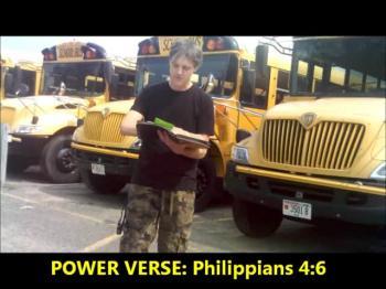 Encouraging Back to School Bible Verse