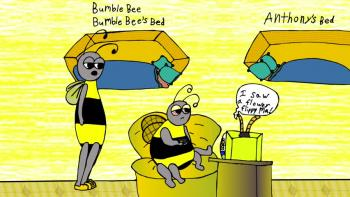 Bumble Bee, Bumble Bee! - Storytelling