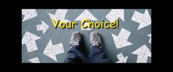 Your Choice! - Randy Winemiller