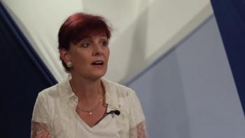 Israel First TV Programme 39 - Martin and Nathalie Blackham