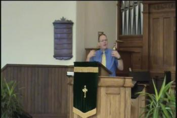 Finding Joy in Life's Trials, by Rev Doug VandeKamp