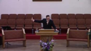 Philippians 3:18-19 2017-06-18 Randal Easter - FBC Briar