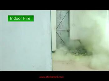 AFO Fireball - Bóng chữa cháy AFO