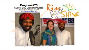 Rise & Shine, Program #75