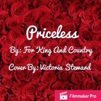 Priceless cover by: Victoria Steward
