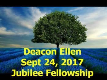 Deacon Ellen Sept 24 2017