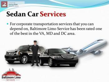 Baltimore limo service