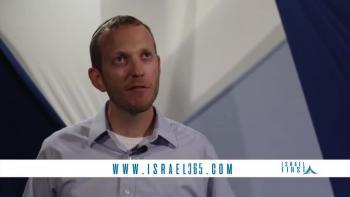 Israel First TV Programme 40 - Rabbi Tuly Weisz