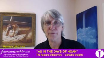 Last Days: As in the Days of Noah