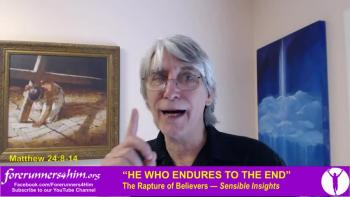 Last Days: He Who Endures