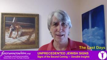 Last Days: Jewish Signs of Jesus' Return