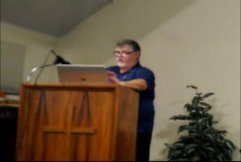 Is Your God Dead?  Speaker:  Scott Thibault
