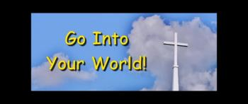 Go Into Your World! - Randy Winemiller