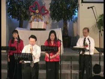 主, 我高舉你的名; I Will Celebrate ; 頌讚全能上帝; 在這個時刻 2008年05月11日
