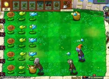lets play plants vs zombies part 7
