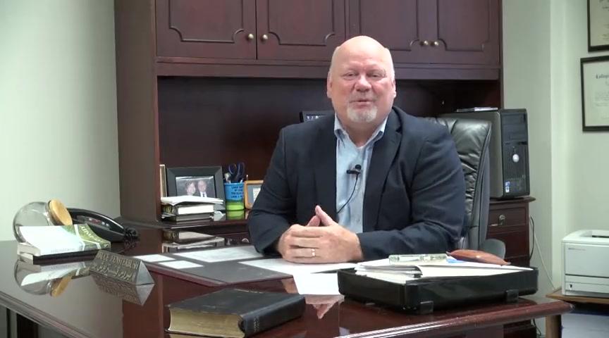 Pastor Bruce Intro Video