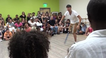 One-Legged Tap Dancer is an Inspirational Wonder