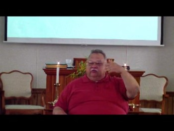 Blackwater UMC Sunday Sermon, August 18, 2013