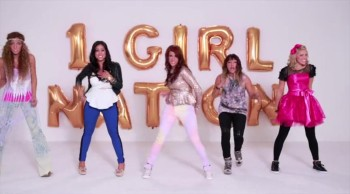 1 Girl Nation - While We're Young