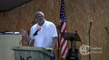 2013-08-18 Brother Hall's Message