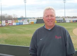 Coach Larry Turner