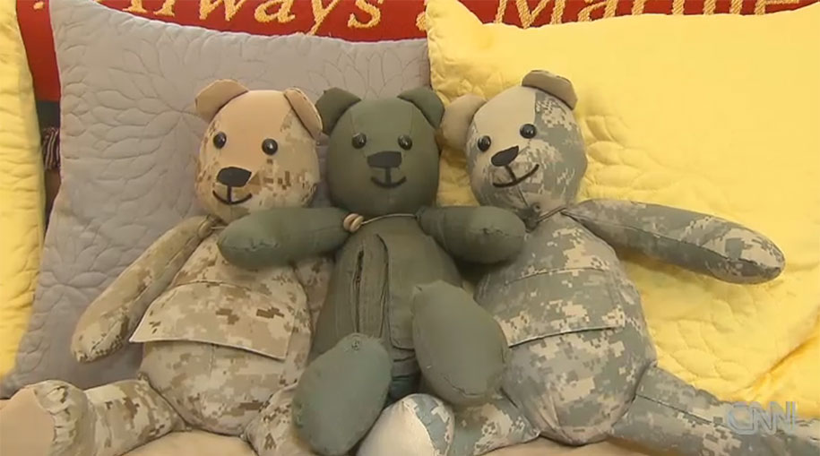 3 Matthew Bears