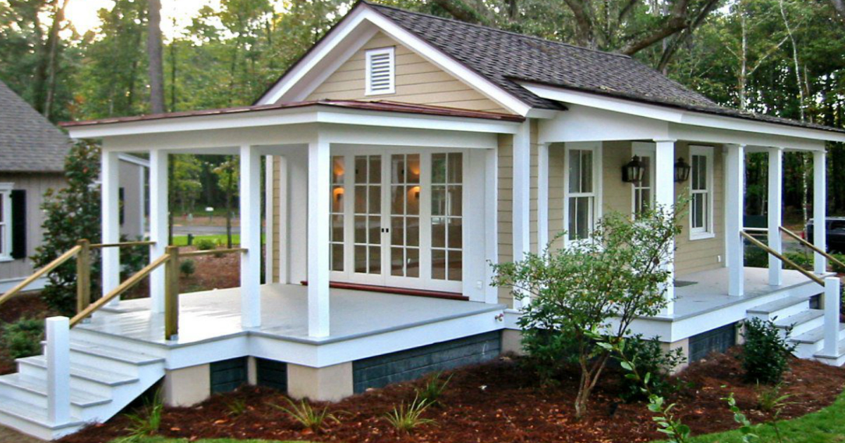 These 12 Amazing Granny Pod Ideas Make A Charming Addition