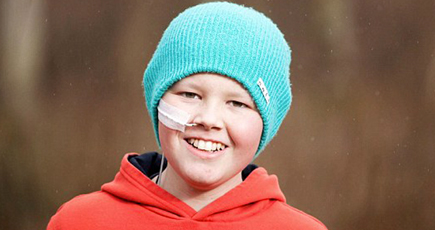 Boy Making Miraculous Recovery