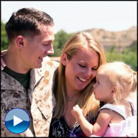 The Incredible Moment a Soldier Reunites with his Beautiful Family