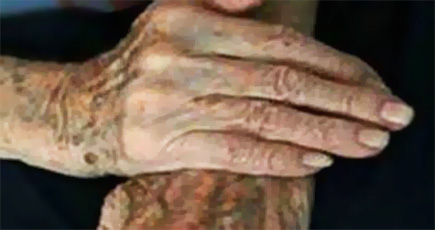 Read This - You'll Never Look at Your Hands the Same Way Again.