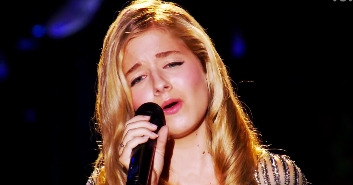 a personal narrative on the performance of jackie evancho