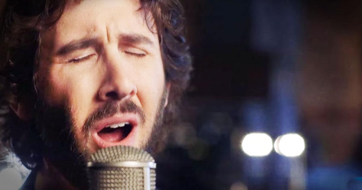 how to sing like josh groban