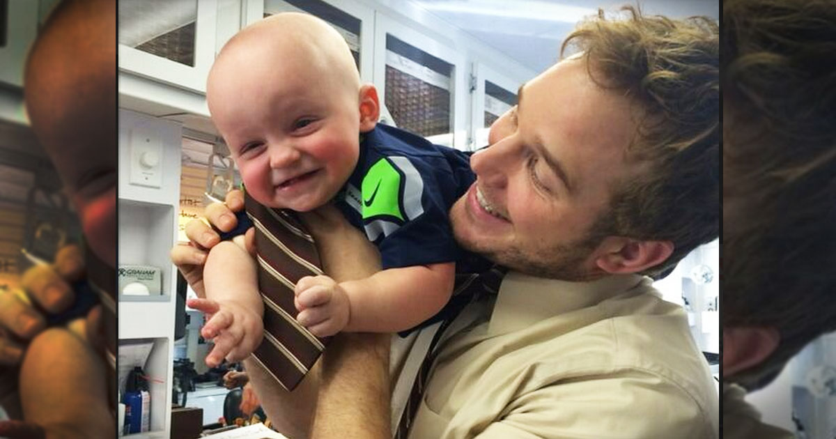 Chris Pratt Found Faith When He Nearly Lost His Son