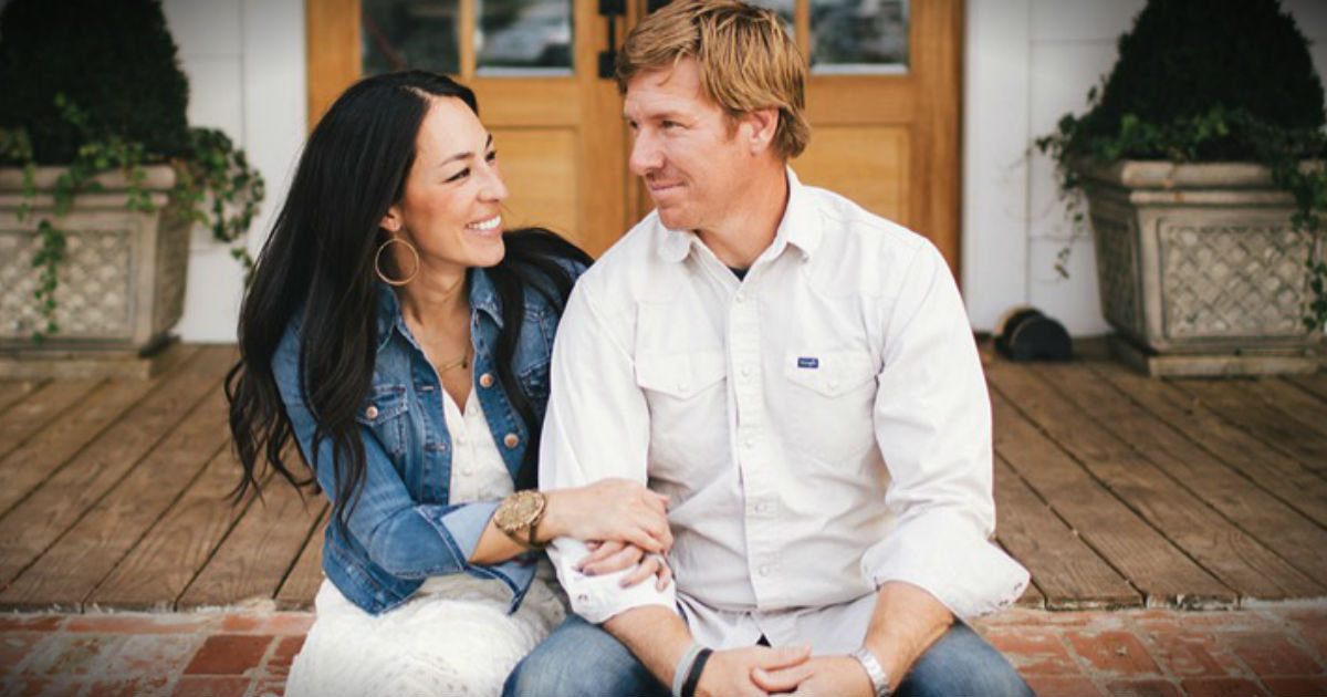 Here's The Secret Behind Chip And Joanna's Success -- Their FAITH!