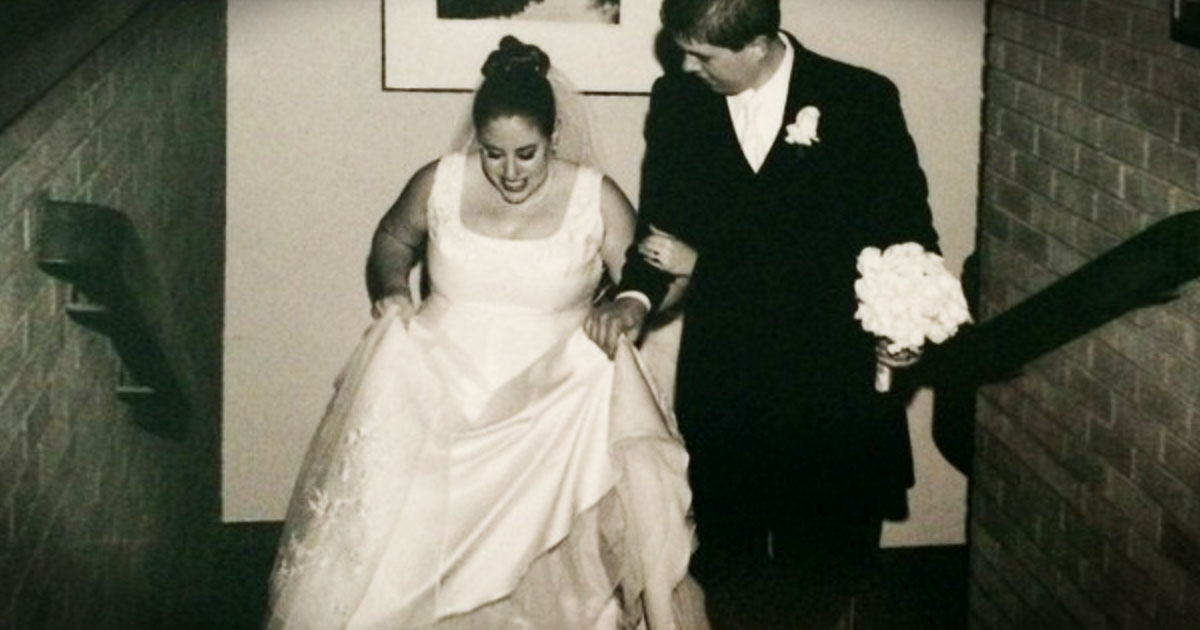 Bride's Words For The People Who 'Fat-Shamed' Her Are Inspirational